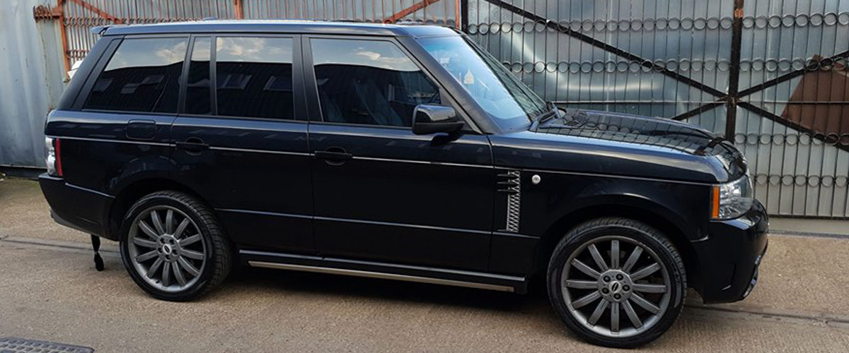 Range Rover Vogue V6 Diesel Engines