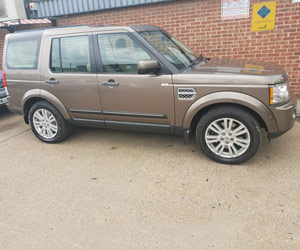 Recon Land Rover Discovery 3 V6 Diesel Engines