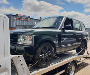 Recon Range Rover Vogue V6 Diesel Engines