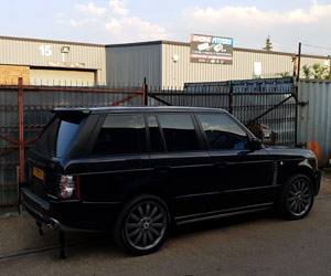 Reconditioned Range Rover Vogue V6 Diesel Engines