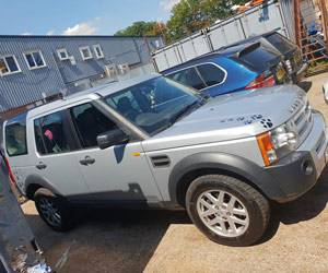 Land Rover Replacement V6 Diesel Engines